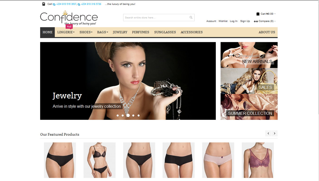 Confidence Inc.
