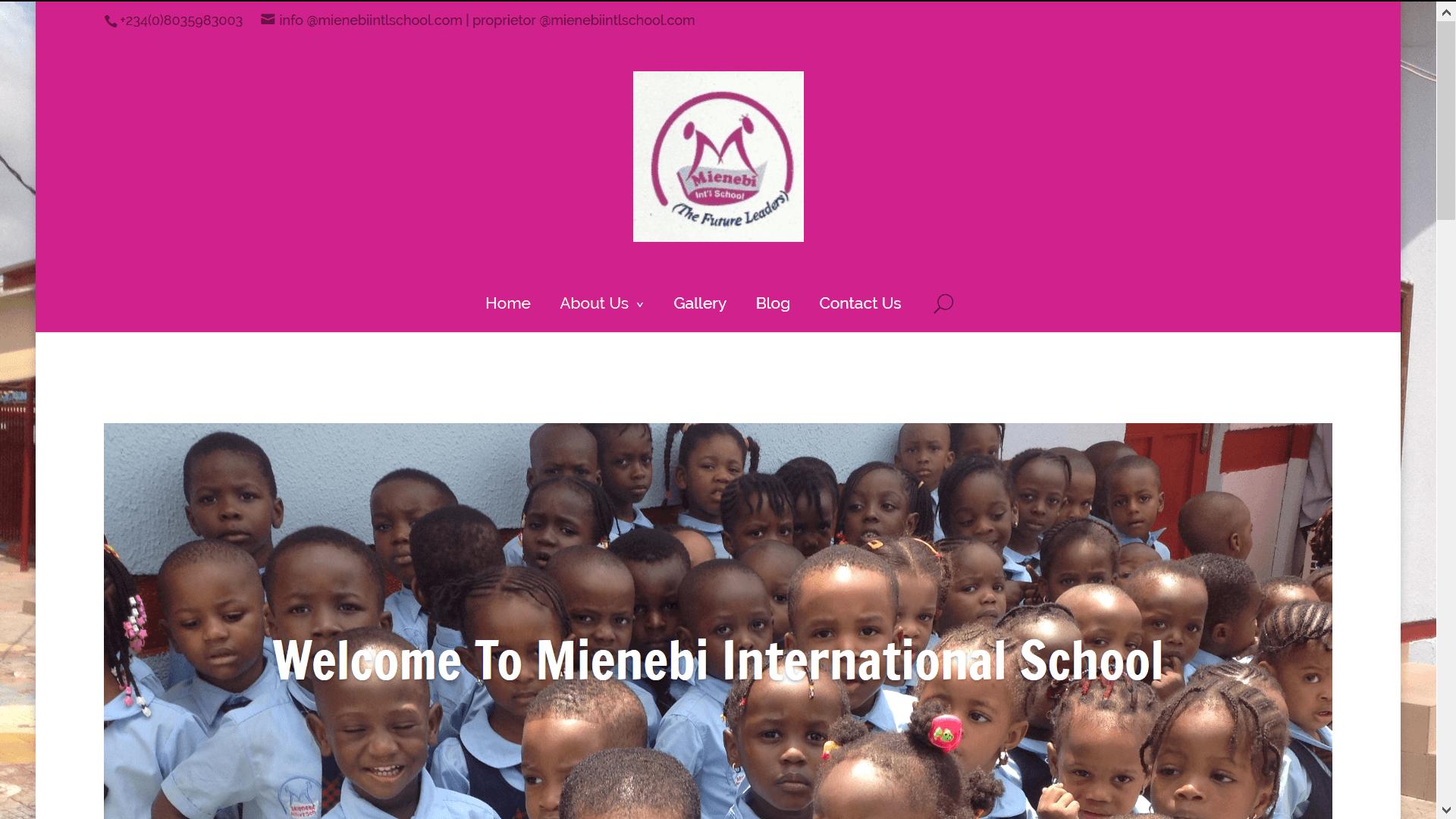 Mienebi Int'l School