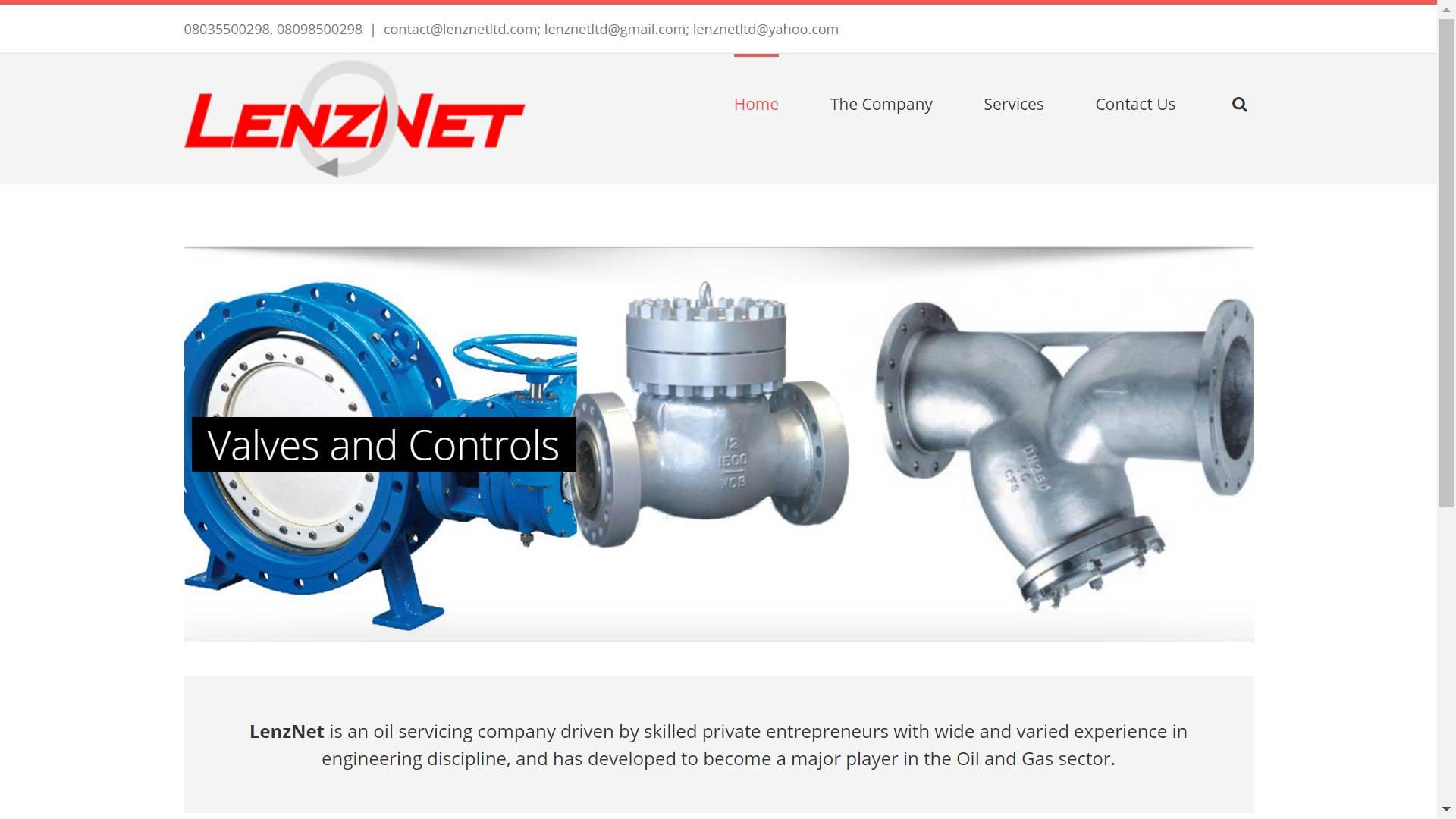 Lenznet Ltd.