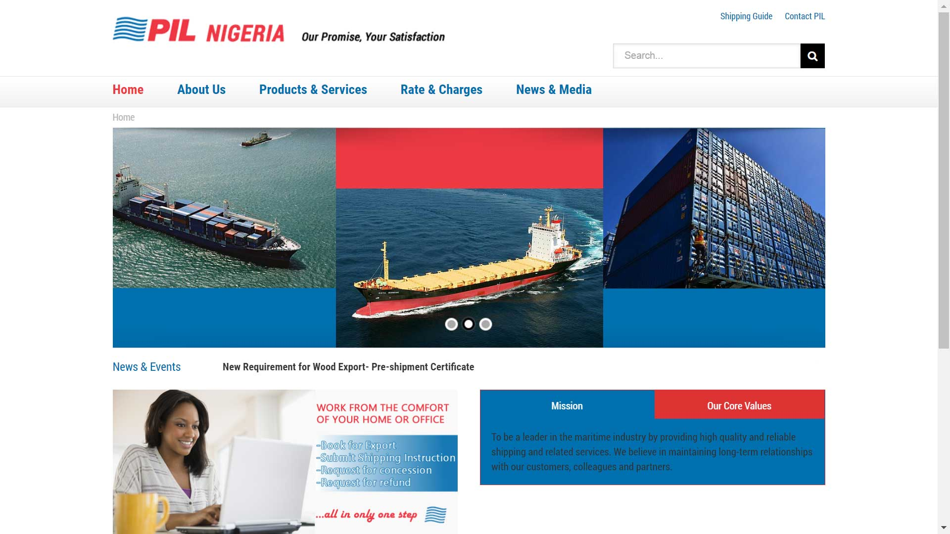 PIL Nigeria